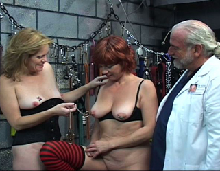 Big tit redhead conducts interview - 3 part 1